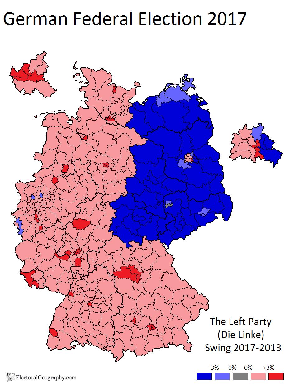 germany legislative election 2017 electoral geography 2 0. Black Bedroom Furniture Sets. Home Design Ideas