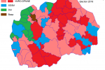 2016_Macedonia_Electoral Map_First Place