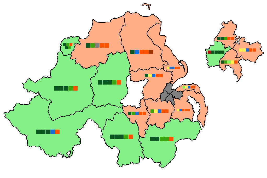 Next Northern Ireland Assembly election