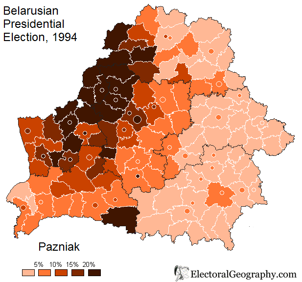 2001 Belarusian presidential election