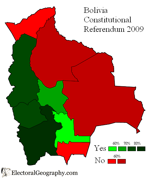 2008 Bolivian vote of confidence referendum