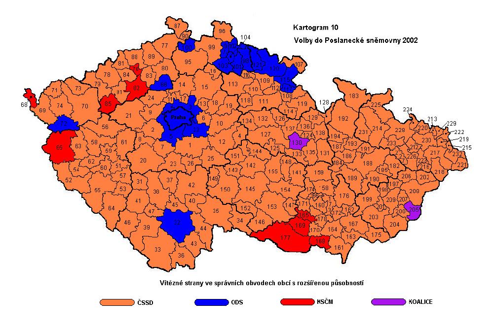 Czech Republic Geography
