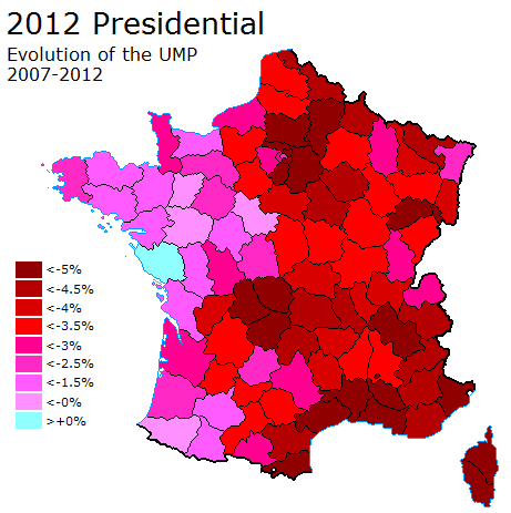 France presidential election 2012 electoral geography 2 0
