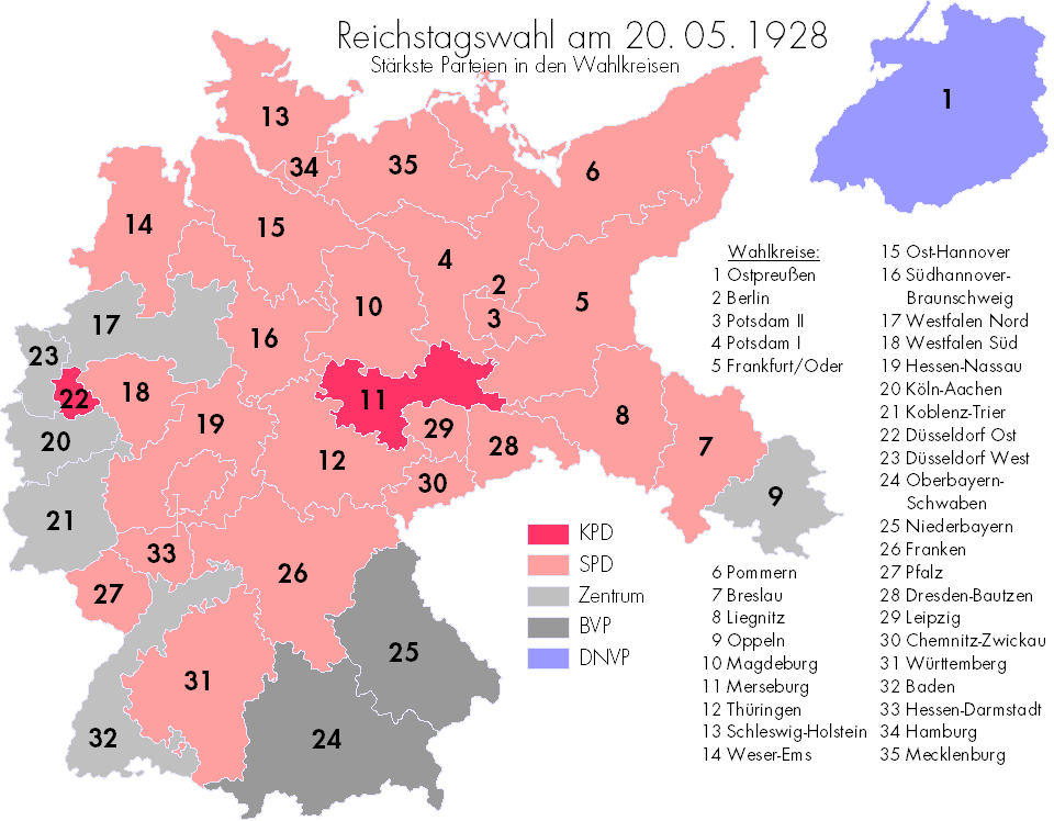 east german elections