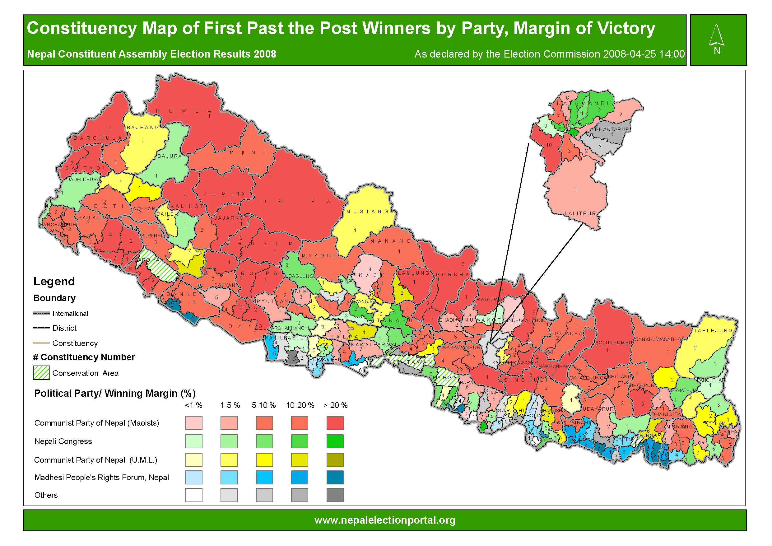 Nepal Constutuent Assembly Election Electoral Geography - Argentina election map
