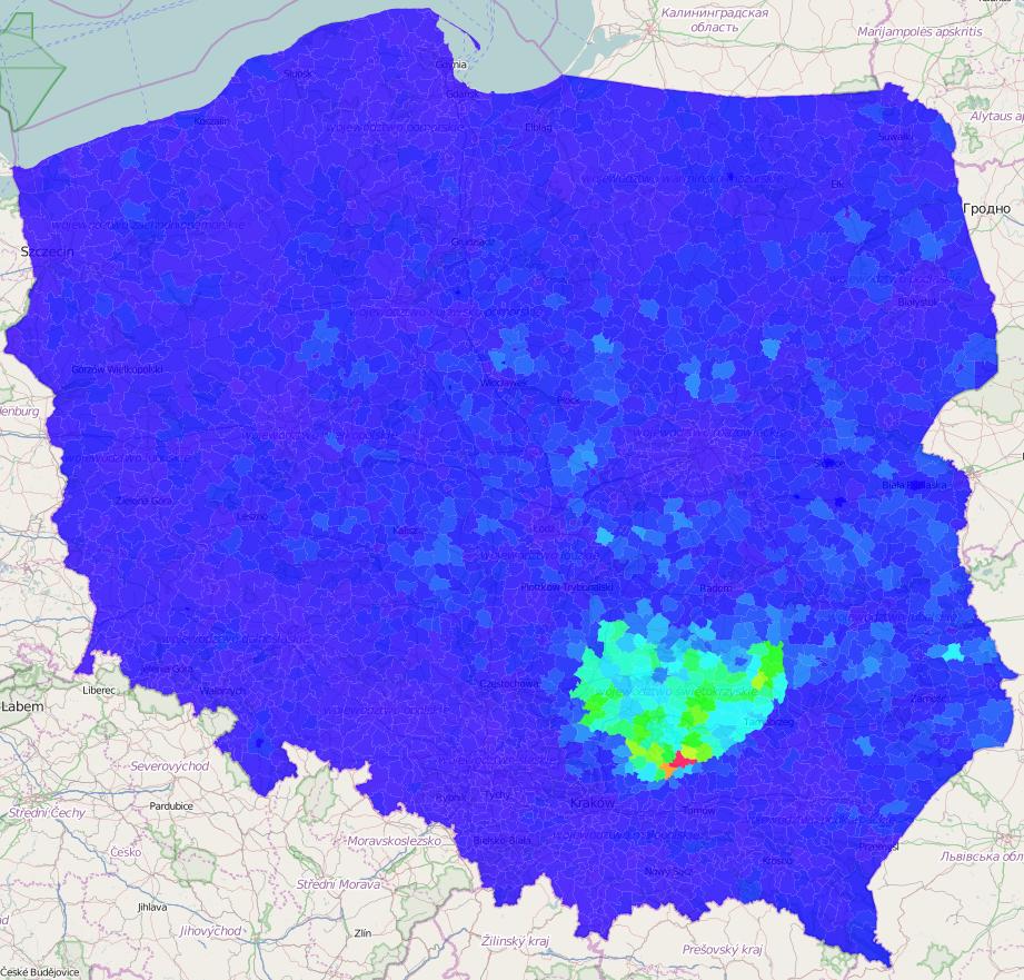 2015 Poland Presidential First Jarubas Png