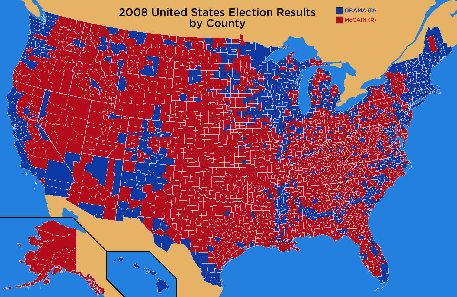Us Electorial Map Globalinterco - Us presidential election results map