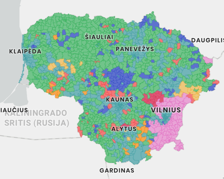 2020-lithuania-legislative-precincts