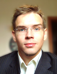 Co-author of the project - Alexey Sidorenko